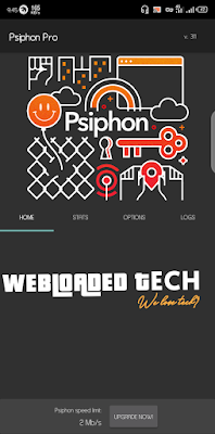 Psiphon PRO VPN Settings For Glo WTF Social Bundle Cheat To Power All Apps