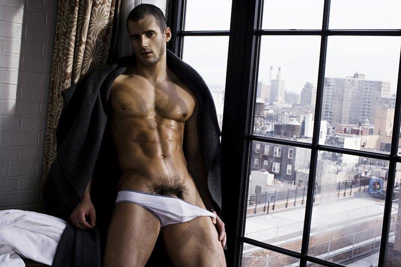 Todd Sanfild Pelado Pau Bunda Modelo naked big cock ass underwear soloboys fotos galeria Rick Day