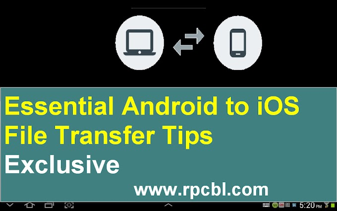Essential Apps for Android to iOS File Transfer