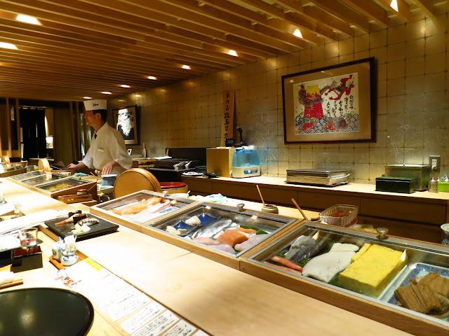 Masazushi sushi restaurant. Otaru Hokkaido. Tokyo Consult. TokyoConsult.