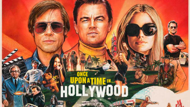 Once Upon A Time in Hollywood (2019) Hindi Dubbed Movie [ 720p + 1080p ] BluRay Download