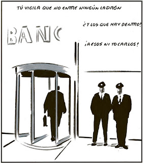 Resultado de imagen de Puertas giratorias de las empresas energéticas dibujos
