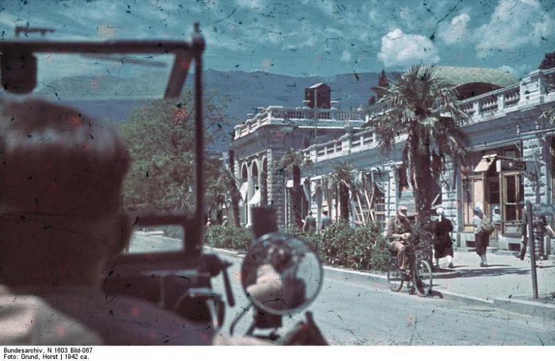 Крым в годы Великой Отечественной войны