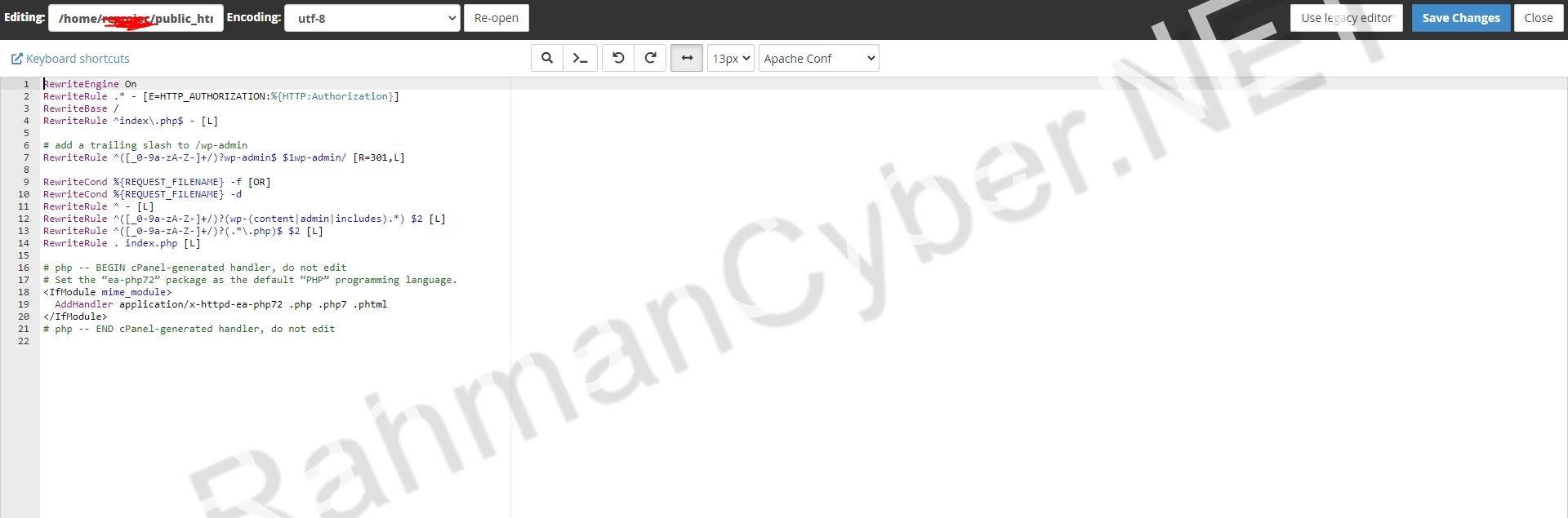 editor file manajer