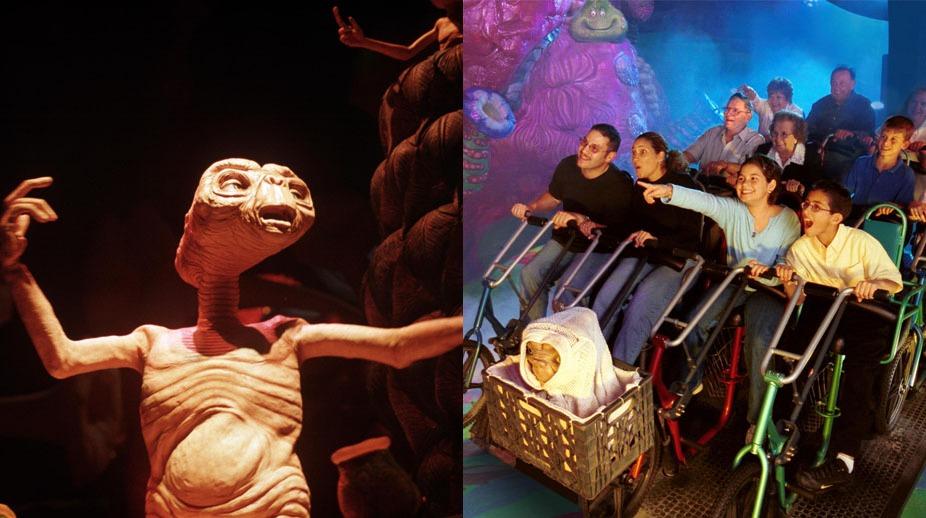 E.T. Adventure Universal Studios Orlando