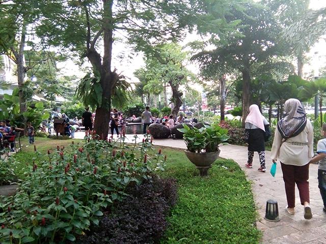 Downtown Walk Bagian Yang Paling asik di Summarecon Mal Bekasi