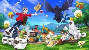 Pokemon: Twilight Wings  Hakumei no Tsubasa