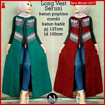 BJR153 B Long Vest Seruni Murah Grosir BMG