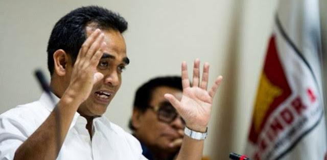Rawan, Gerindra Tolak Rencana Sertifikat Tanah Elektronik