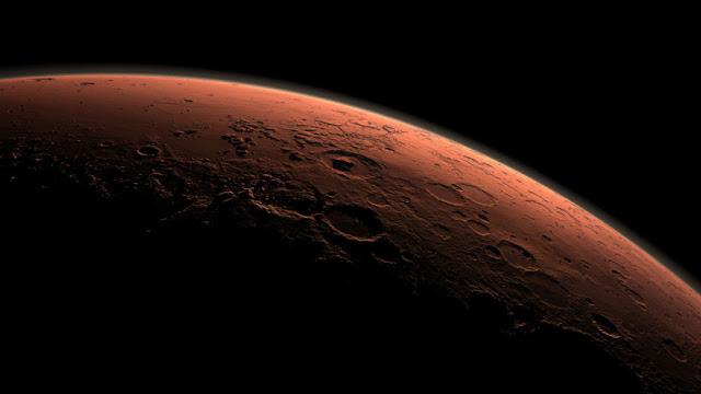 plantações marcianas