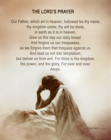 Dear One, Love God: POWERFUL PRAYERS