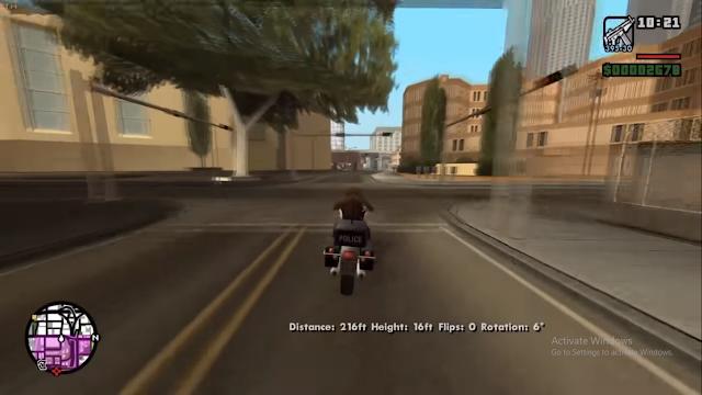 لعبة جاتا سان أندرس GTA San Andreas