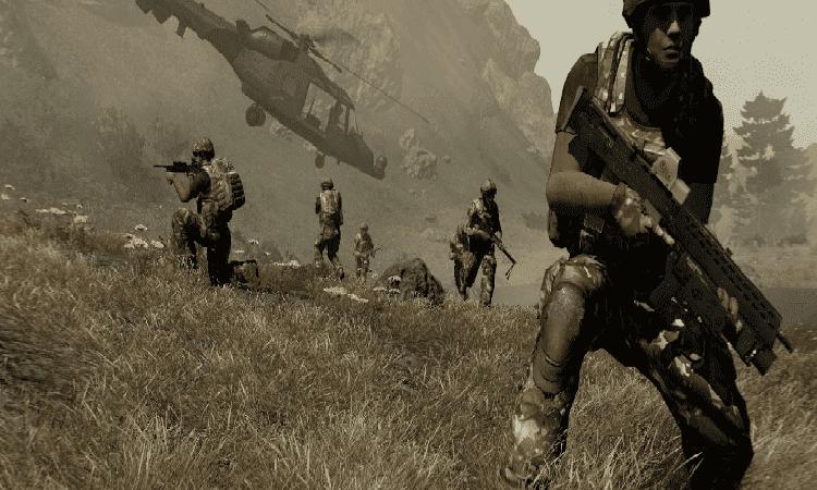 تحميل لعبة arma 2 مضغوطة برابط واحد مباشر