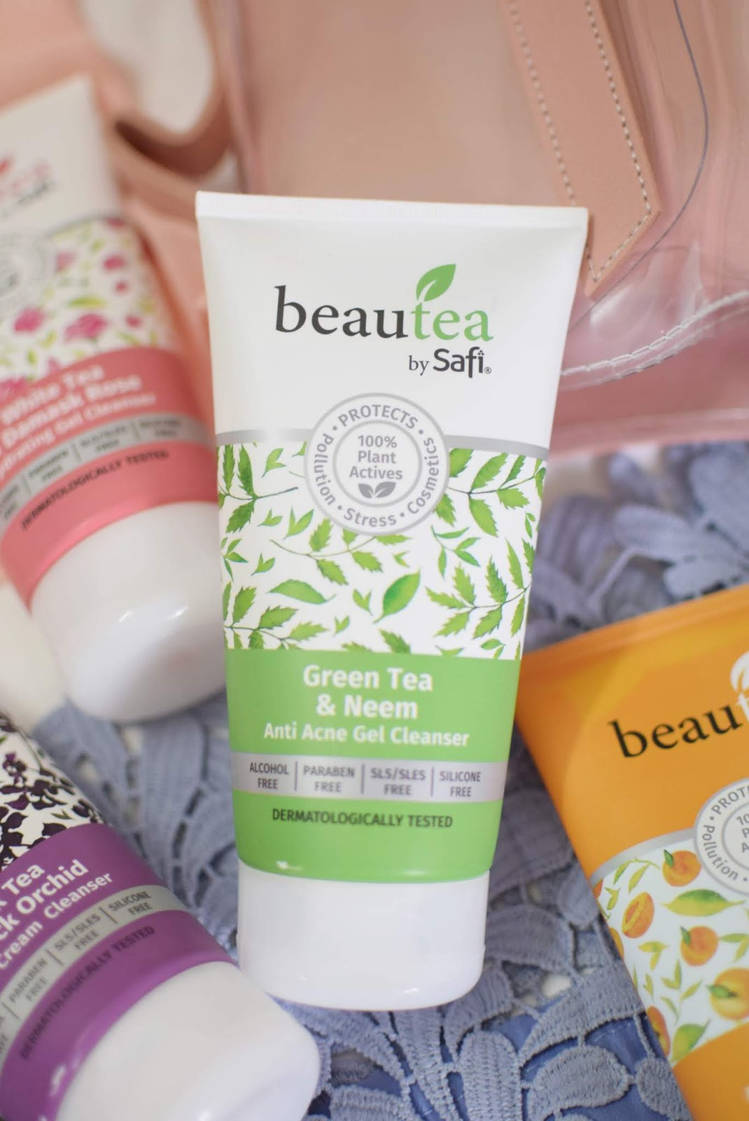 Princess Neverland Beautea By Safi Cleanser With 100 Premium Tea Extracts Review
