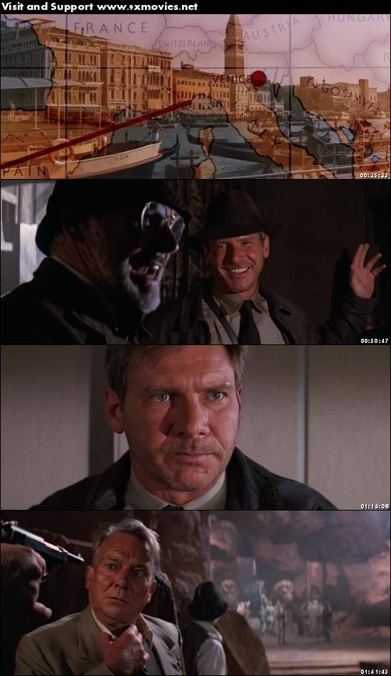 Indiana Jones And The Last Crusade 1989 Dual Audio Hindi 480p BluRay