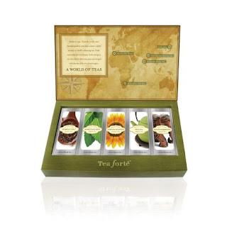 Savureaza cele mai speciale ceaiuri de pe glob adauga in cos acest set minunat