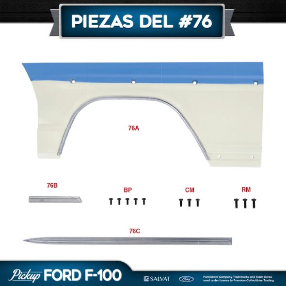 Entrega 76 Ford F-100