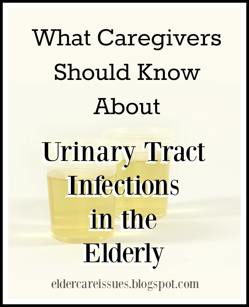 URINARY TRACT INFECTION ELDERLY PDF