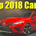 Top Cars Of 2018
