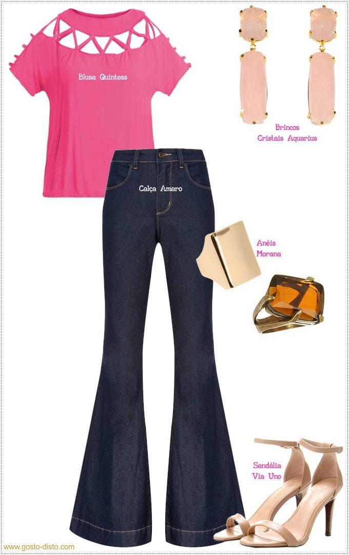 Moda para mulheres maduras - Ana Maria Braga