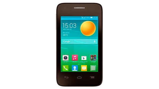 firmware - rom stock Alcatel OT Pop D1 4018a