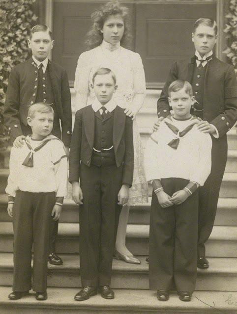 Princess Mary, siblings, royal women, princesses