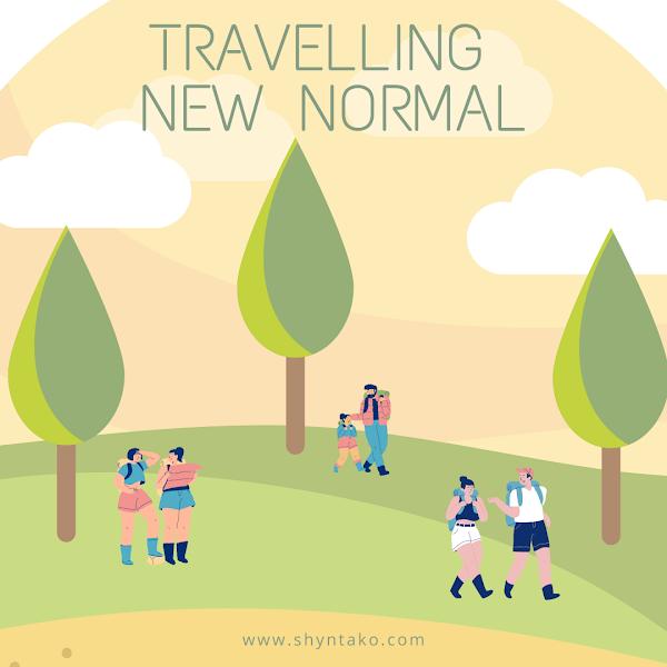Travelling New Normal, Trekking ke Leuwi Hejo