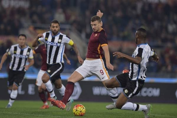 Udinese vs AS Roma