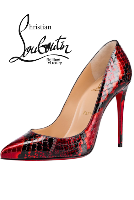 Brilliant Luxury♦NEWS From Christian Louboutin