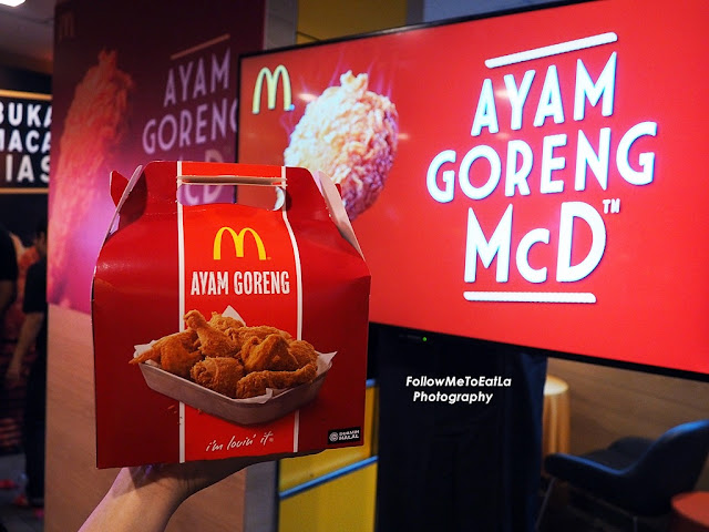 McDonald's Celebrates Malaysians' Love for Ayam Goreng McD™ at its largest Facebook Live Unboxing Event in Malaysia