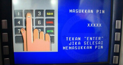 Cara Cek Saldo BRI BNI Mandiri BCA Lewat ATM