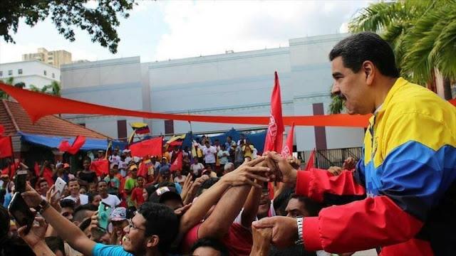 Maduro advierte de 'sabotaje' de EEUU de elecciones parlamentarias