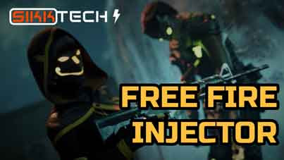 Garena free fire injector