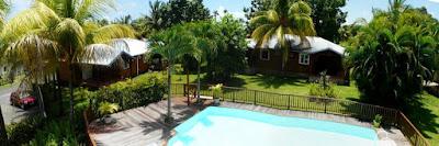 Les 4 gites en bois de Lamatéliane, Guadeloupe