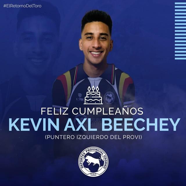 Kevin Axl Beechey en Toros Osorno Podcast 261