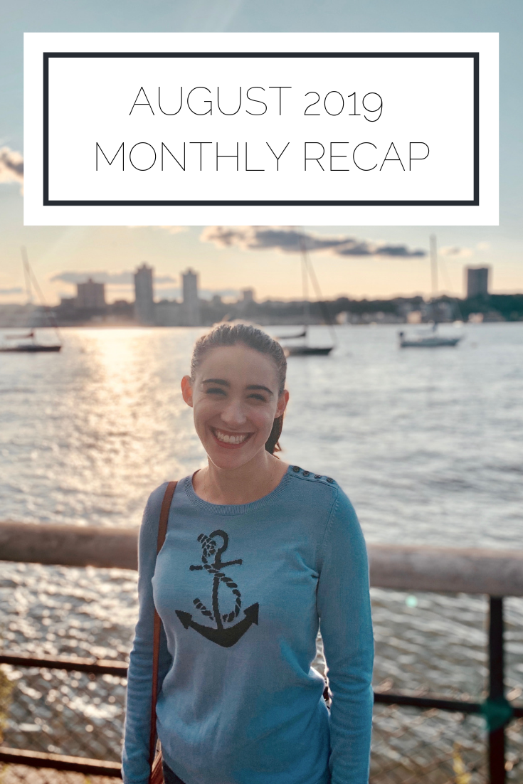 Click to read now or pin to save for later! Check out what I got up to in August