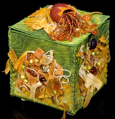 textil boxes