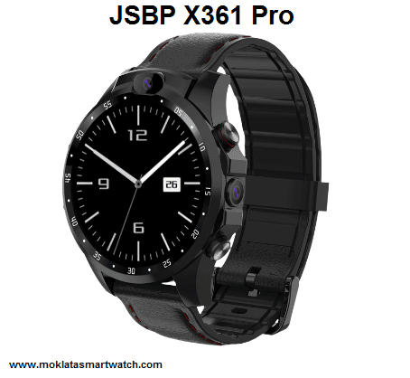 JSBP X361 Pro 4G Smartwatch Every Thing You Need To Know