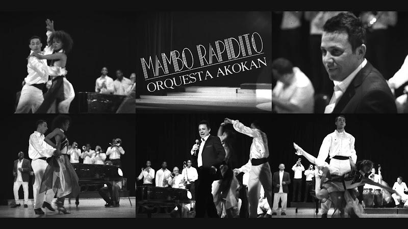 Orquesta Akokán - ¨Mambo Rapidito¨ - Videoclip - Director: Joel Pront. Portal Del Vídeo Clip Cubano
