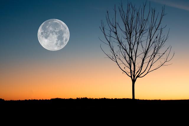 La Luna se alinea con Marte, Jupiter y Saturno esta semana