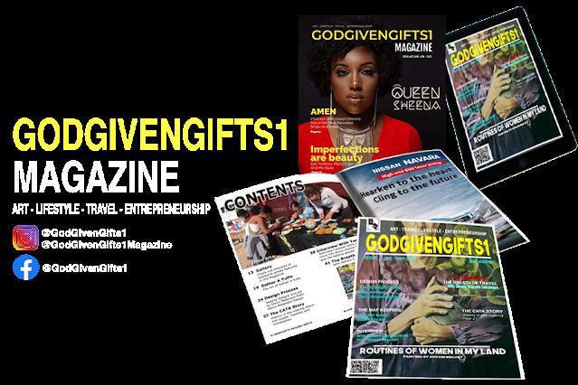 GodGivenGifts1 Magazine