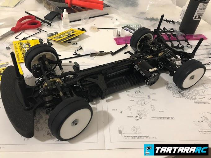 Mugen MTC1: performance conversion kit