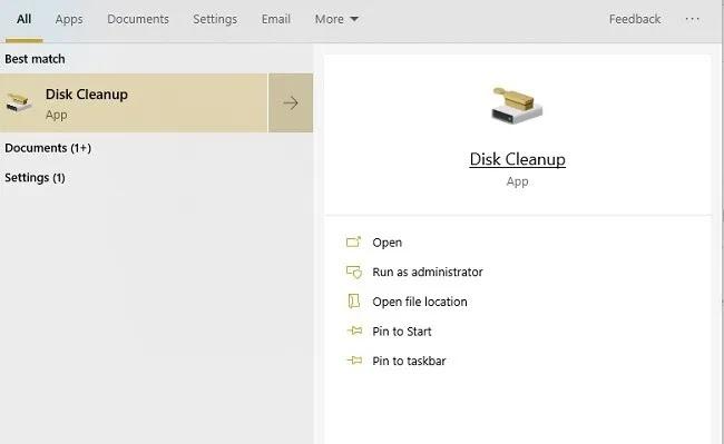 طرق لتنظيف تنظيف قرص التسجيل في نظام التشغيل Windows 10
