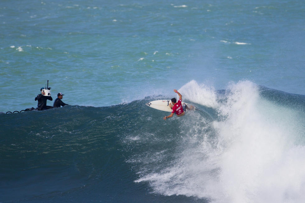6 Gonzalo Zubizarreta 2015 Vans World Cup Fotos WSL Laurent Masurel