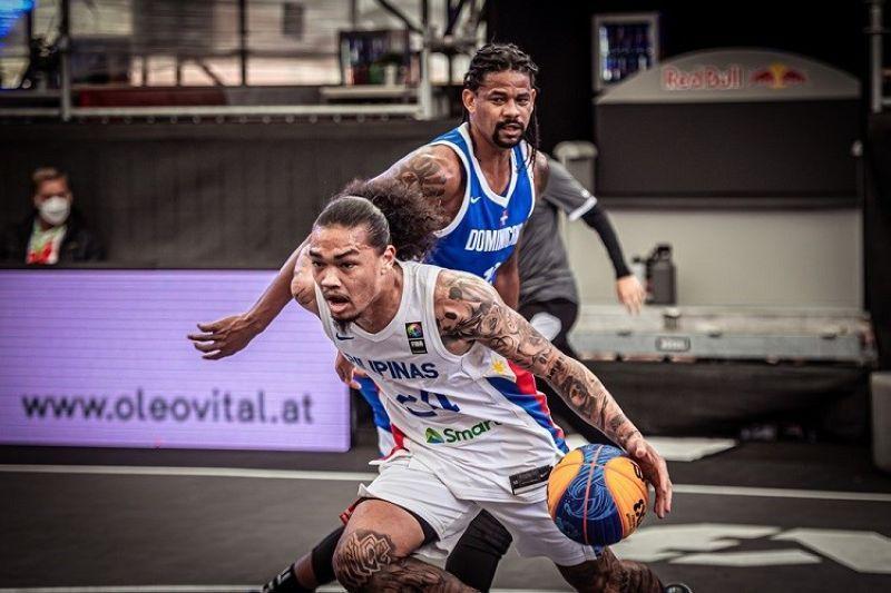 Gilas Pilipinas exits with 0-4 record at FIBA 3x3 OQT 2021