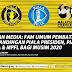 FAM umum batal Piala Belia, Piala Presiden & MPFL musim 2020