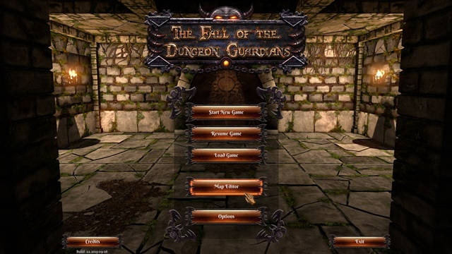 The Fall of the Dungeon Guardians PC Game