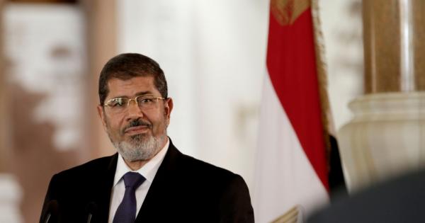 Mohamed Morsi Meninggal Tiba Tiba Di Persidangan