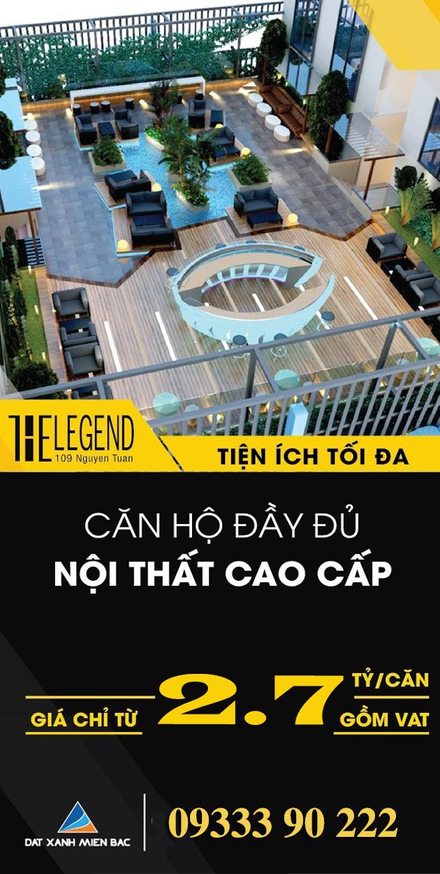 Banner dự án chung cư The Legend 109 Nguyễn Tuân