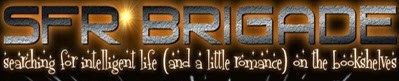 Science Fiction Romance Brigade logo